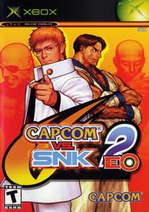 *USED* CAPCOM VS SNK 2 EO [T] (#013388290055)