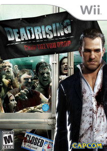 *USED* DEAD RISING CHOP TILL YOU DROP [M] (#013388350100)