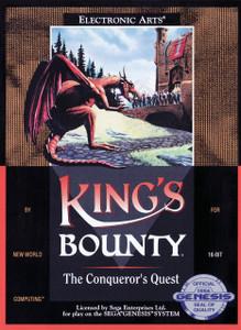 *USED* KINGS BOUNTY (#014633070330)