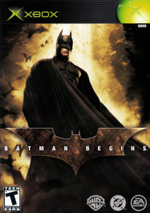 *USED* BATMAN BEGINS [T] (#014633149074)