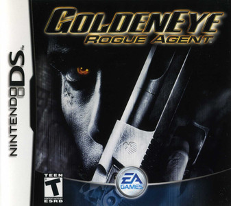*USED* GOLDEN EYE ROGUE AGENT [T] (#014633149678)
