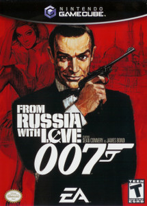 *USED* FROM RUSSIA WITH LOVE-007 [T] (#014633151084)