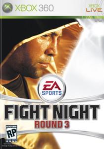 *USED* FIGHT NIGHT ROUND 3 (#014633151732)