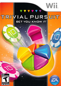 *USED* TRIVIAL PURSUIT BET YOU KNOW IT (#014633196160)