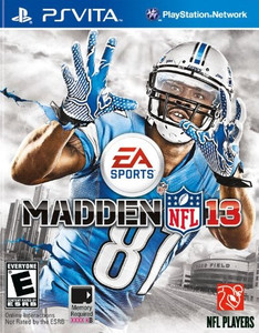 *USED* MADDEN NFL 13 (#014633196986)