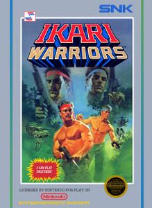 *USED* Ikari Warriors (#018484125003)