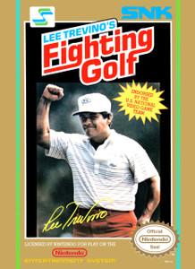 *USED* Fighting Golf Lee Trevinos (#018484175008)