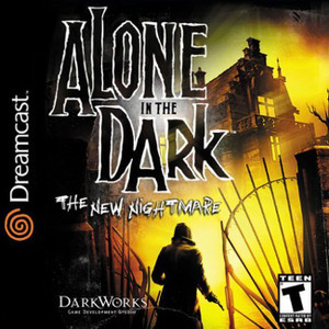 *USED* Alone in the Dark The New Nightmare (#020295150112)