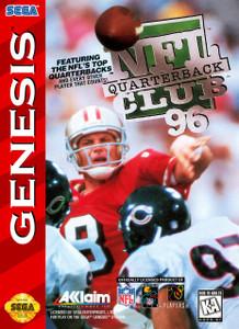 *USED* NFL Quarterback Club 96 (#021481800378)