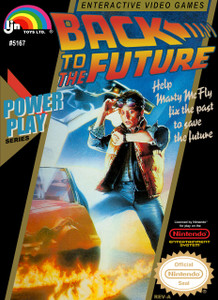 *USED* Back To the Future 2 & 3 (#023582051701)