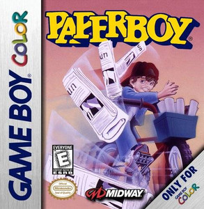 *USED* PAPERBOY [E] (#031719199129)