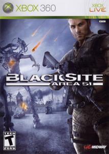 *USED* BLACKSITE AREA 51 [M] (#031719300839)
