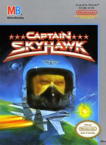 *USED* Captain Skyhawk (#032244040924)
