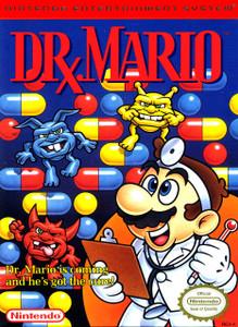 *USED* Dr Mario NES (#045496630621)