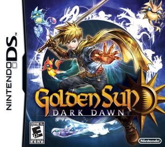 *USED* GOLDEN SUN DARK DAWN (#045496741099)