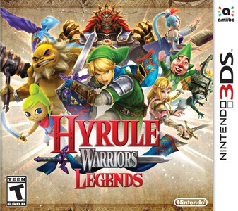 *USED* HYRULE WARRIORS LEGENDS [T] (#045496743642)