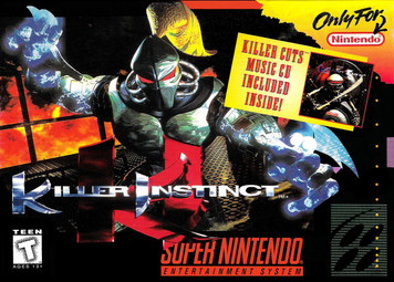 *USED* KILLER INSTINCT (#045496830458)