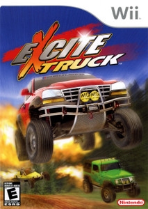 *USED* Excite Truck * (#045496900021)