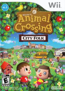 *USED* ANIMAL CROSSING CITY FOLK [E] (#045496901363)