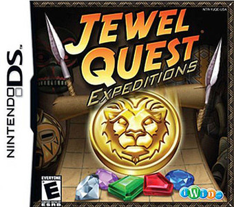 *USED* JEWEL QUEST EXPEDITION [E] (#047875754096)