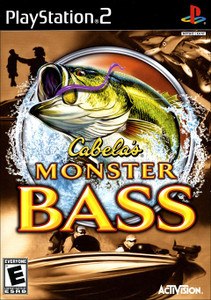 *USED* CABELAS MONSTER BASS (#047875755055)