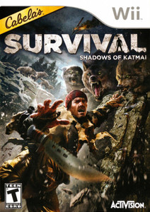 *USED* CABELAS SURVIVAL SHADOWS OF KATMAI [T] (#047875766181)