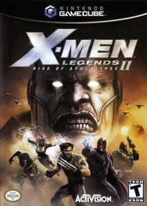 *USED* XMen Legends II Rise of Apocalypse (#047875810419)