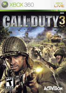 *USED* CALL OF DUTY 3 (#047875816312)