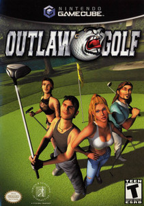 *USED* OUTLAW GOLF [T] (#076714525658)