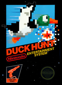 *USED* DUCK HUNT (#079522653056)