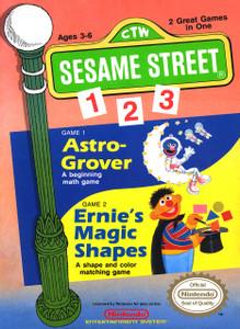 *USED* Sesame Street 123 (#087855000027)
