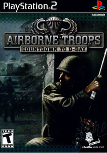 *USED* AIRBOURNE TROOPS [T] (#093155125100)