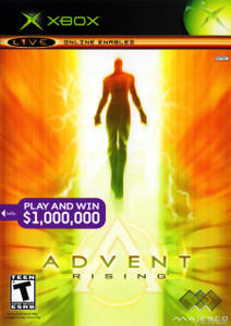 *USED* ADVENT RISING [T] (#096427012894)