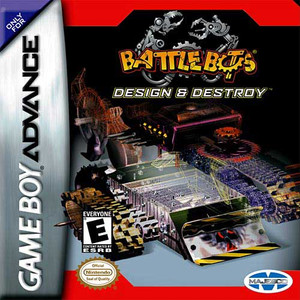 *USED* BATTLEBOTS: DESIGN & DESTROY (#096427013204)