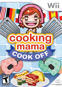 *USED* Cooking Mama: Cookoff (#096427014874)