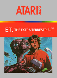 *USED* E.T. the Extra-Terrestrial (#15215)