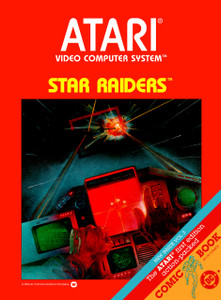 *USED* Star Raiders (#15500)