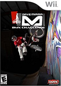 *USED* DAVE MIRRA BMX CHALLENGE [E] (#650008400038)