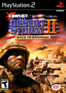 *USED* CONFLICT DESERT STORM 2 BACK TO BAGHDAD [T] (#710425272523)