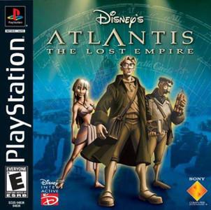 *USED* ATLANTIS [E] (#711719463627)