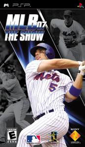 *USED* MLB 07 THE SHOW [E] (#711719866725)