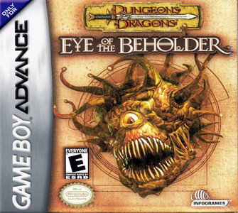 *USED* EYE OF THE BEHOLDER (#722242519323)