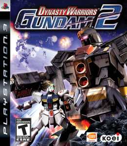 *USED* DYNASTY WARRIORS GUNDAM 2 (#722674110259)