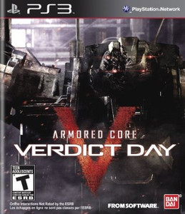 *USED* ARMORED CORE VERDICT DAY (#722674111065)