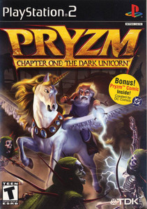 *USED* PRYZM CHAPTER ONE THE DARK UNICORN [T] (#739069615022)