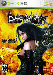 *USED* BULLET WITCH [M] (#742725275164)