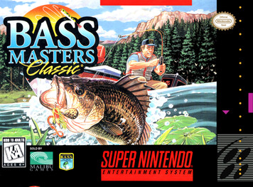 *USED* BASS MASTERS CLASSIC (#758739230112)