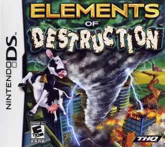 *USED* ELEMENTS OF DESTRUCTION [E10] (#785138361475)
