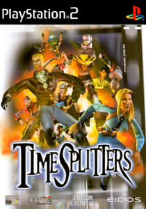 *USED* TIME SPLITTERS [T] (#788687113212)