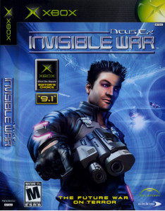 *USED* DEUS EX INVISIBLE WAR [M] (#788687200042)